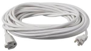 white extension cord settings event rental tents weddings events white extension cord