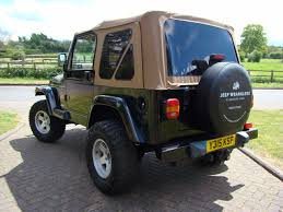 jeep wrangler 40l sahara soft top for sale in leighton buzzard