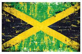 Rasta Flags Jamaican Flag 18 X 12 Art Print Poster Jamaica