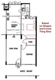 feng shui bedroom floor plan interior design