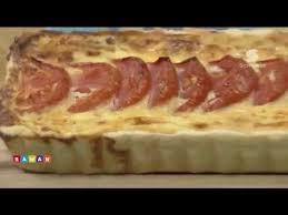samira tv cuisine fares djidi samira tv خفيف ظريف مع الشاف فارس تحضير طبق تورتة الخضار