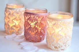 creative handmade candle decorations