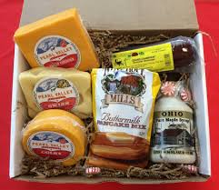 cheese gift box cheese gift boxes pearl valley cheese in ohio