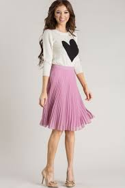 midi skirt camille lavender pleated midi skirt morning lavender