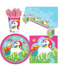 unicorn party supplies magical unicorn party supplies and accessories