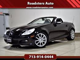 used mercedes for sale in houston tx used mercedes slk class for sale in houston tx 35 used slk