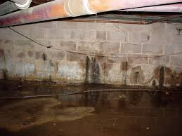 Fix Basement Floor Cracks by Repairing Leaking Basement Walls What Works And What Doesn U0027t