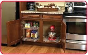 kitchen counter storage ideas counter storage cabinet counter bathroom storage a