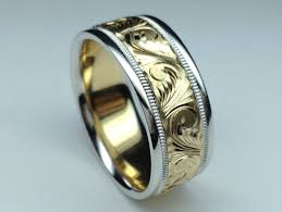 antique wedding bands from mdc diamonds