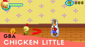 gba longplay 8 chicken little youtube
