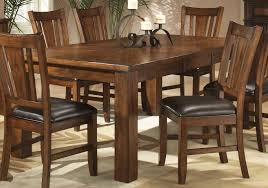 Round Oak Kitchen Table Wood Kitchen Tables And Chairs Round Kitchen Tables Dining Room