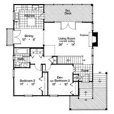 Floor Plan Spiral Staircase Mangrove Park Cottage Home Plan 047d 0015 House Plans And More