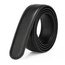 black ribbon belt lannyqveen no buckle belt 3cm black color genuine leather