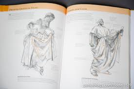 book review drawing people how to portray the clothed figure
