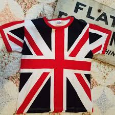 British Flag Shirts Women U0027s Small Medium British Flag Shirt Souvenir Of London Soll