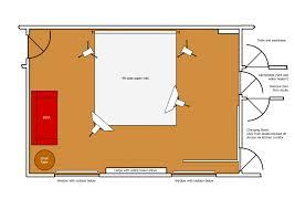studio layout u2013 ian u0027s studio