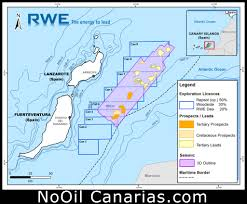 Canary Islands Map The Canary Islands Cry No To Extractions English In Guía