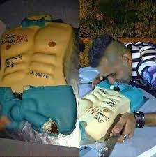 pic ally remtullah u0026 birthday cake jestina george