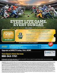 directv offer town square energy