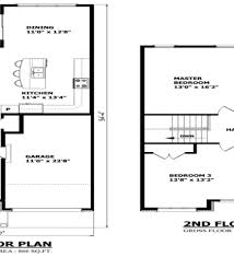 One Floor Small House Plans Single Story Small House Floor Plans