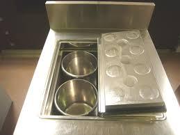 banco gelati usato retrobanco gelato statico usato per 4 carapine attrezzature per