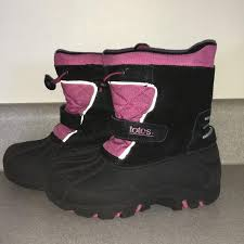 totes s winter boots size 11 find more toddler totes winter boots size 11 for sale at