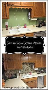 a kitchen backsplash before and after reveal century tile inside