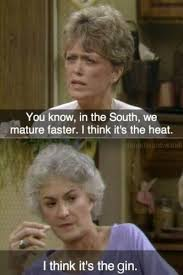 nothing like a good ole the golden girls joke for this morning
