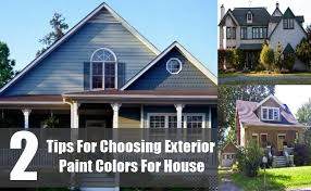 how to select exterior colors for your house tips for choosing