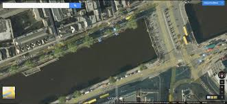 google maps u0027 new satellite imagery captures a changing dublin