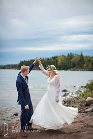 wedding photography mn wedding photographer duluth mn lake superior shore