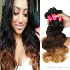 ombre weave wholesale ombre hair weave buy cheap ombre hair weave from