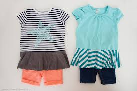 turn a too small tshirt into a peplum top make it and love it