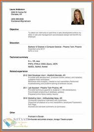 A Perfect Resume Example by 8 How To Build A Perfect Resume Budget Template Letter