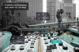 Google Live Maps Here Is Bringing 3d Maps To Bmw Group And Daimler Mercedes Benz