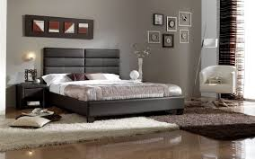 Contemporary Platform Bed Furniture Glamorous Astrid Contemporary Bedroom Platform Bed