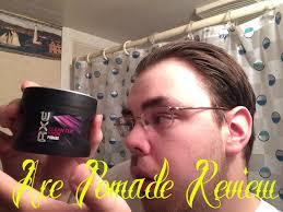 Pomade Axe axe pomade review