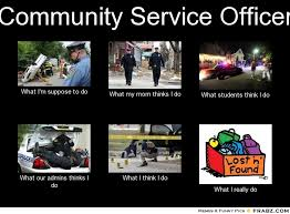 Meme Community - meme working as a cus cso protectandserve