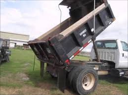 Ford F350 Dump Truck Gvw - 2007 ford f750 super duty xl dump truck for sale sold at auction