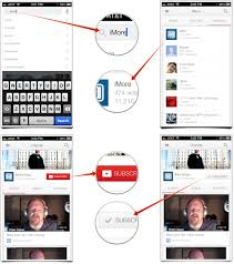 how to subscribe to a youtube channel with the youtube app for ios