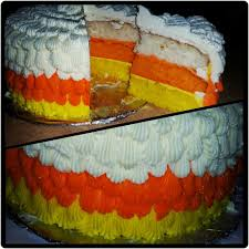 candy corn cake u2013 halloween collection u2013 mad batter bakery