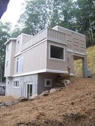 Storage Container Homes Floor Plans 147 Best Shipping Container Houses Images On Pinterest Shipping