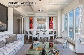 Home Design Magazine Florida Florida Decor Magazine Featured Steven Zelman Interior Designer