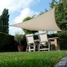 nesling shade sail dreamsail square 5m cream waterproof fabric