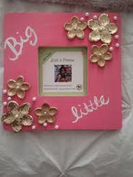 sorority picture frames best 25 sorority picture frames ideas on big