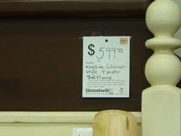 Goodwill Bed Frame Goodwill Is It Expensive Teodoro