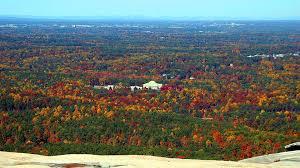 Mountain fall mountain stone colors scenery autumn mountains