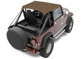 jeep 1980 cj5 jeep cj5 top traditional 76 83 jeep cj 5 tan each