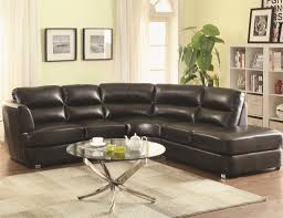 furniture inspiring leather sectional sofa with chaise ideas for