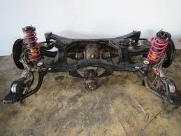 jdm subaru wrx jdm subaru wrx differential axels suspensions sub frame ej20t